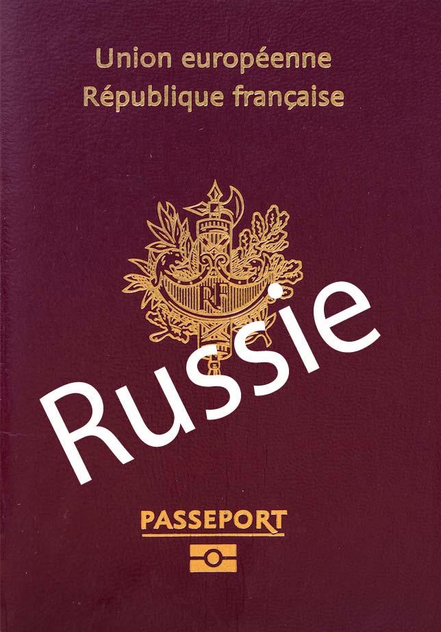 Visa Russe OnEssPer