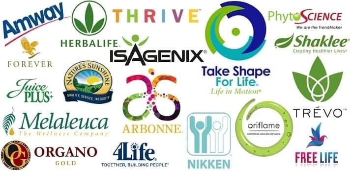health based mlm companies