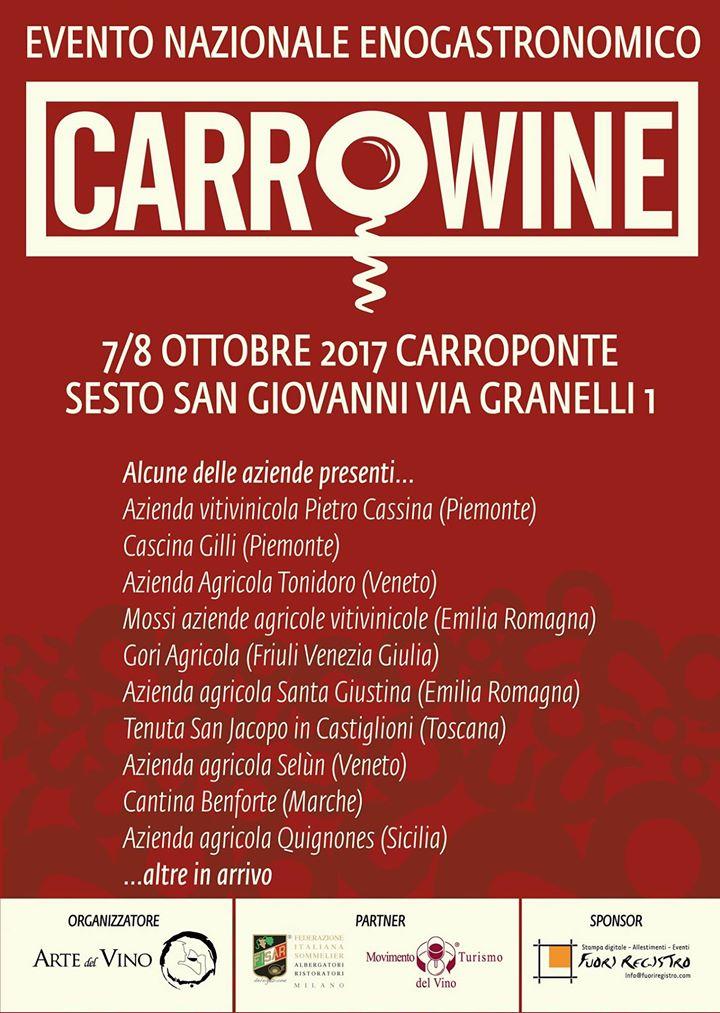 carrowine