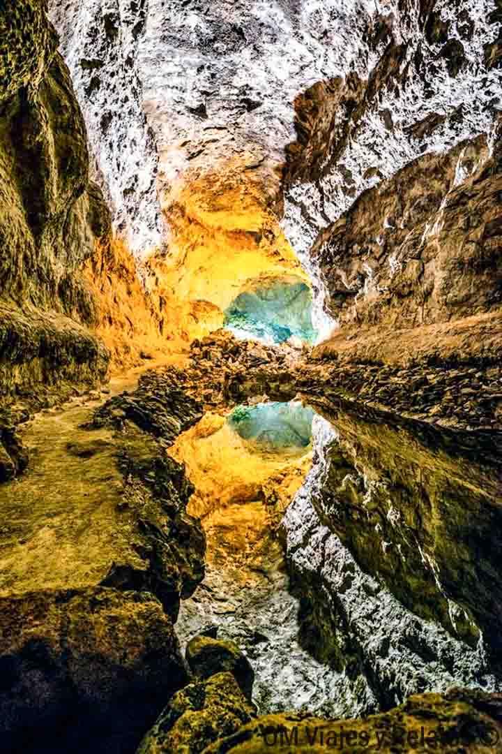 que-ver-en-Lanzarote-cueva-de-los-verdes