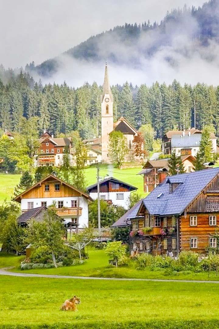Gmunden-Austria