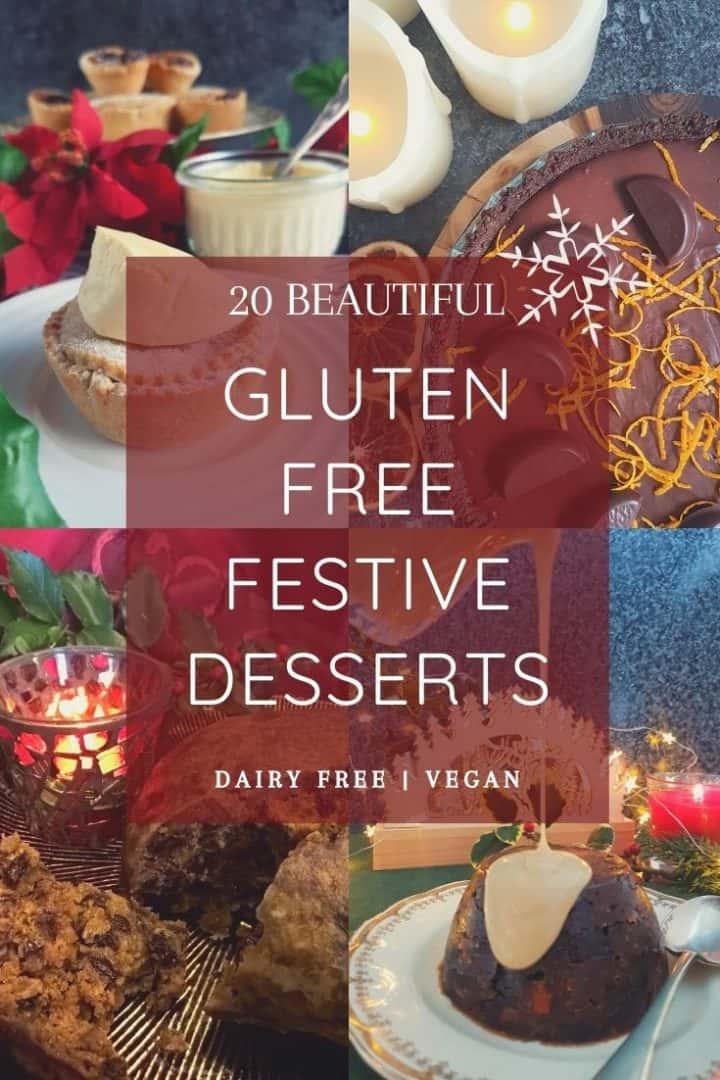 Gluten Free Festive Desserts