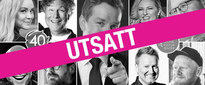 UTSATT: Digital FORUT festaften