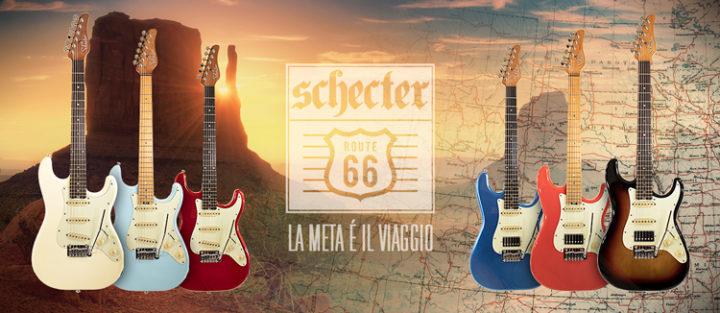 schecter route 66