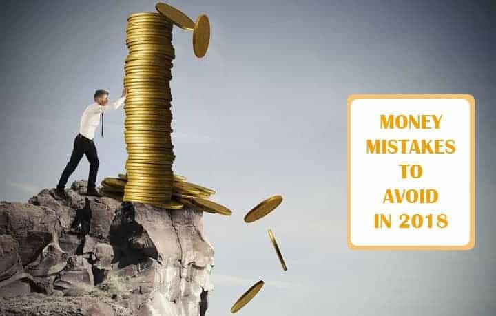 money mistakes