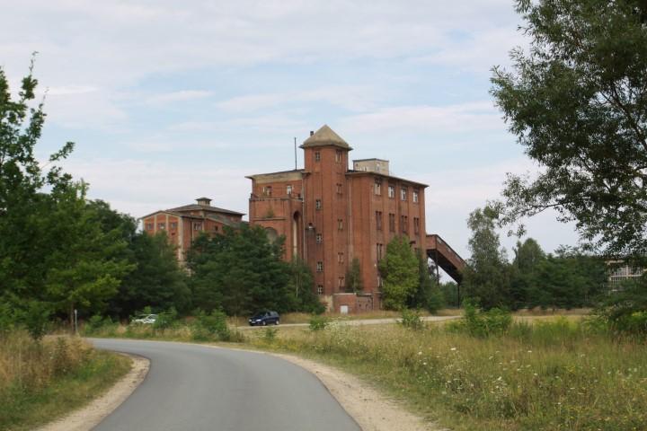 industriální Berzdorfer See