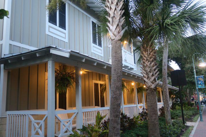 Key West Style House New Smyrna