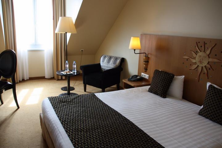 Zimmer im Dream Castle Hotel beim Disneyland Paris