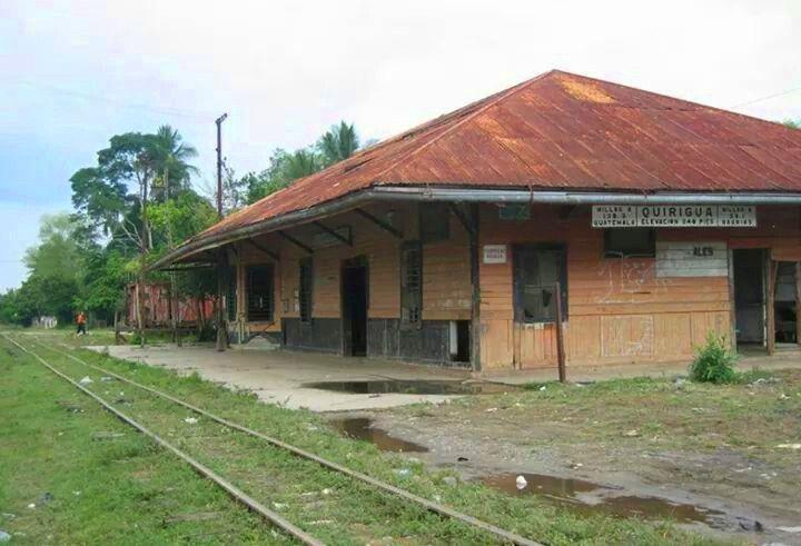 Estación de Quiriguá