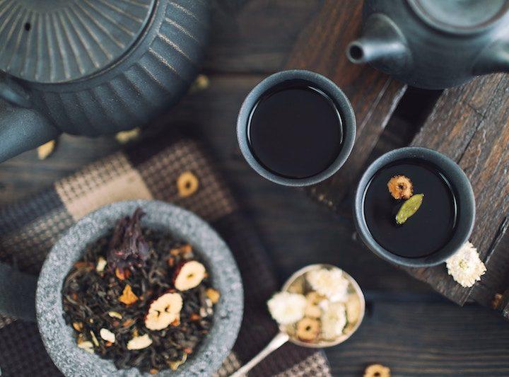 Des idées de cadeaux autour du thé à Noël