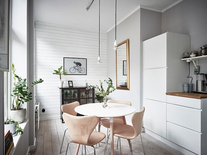cocinas nórdicas cocinas modernas cocinas escandinavas cocinas blancas cocinas abiertas cocina minimalistas cocina blanca nórdica