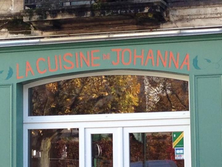 On a testé : La Cuisine de Johanna en mode vegan