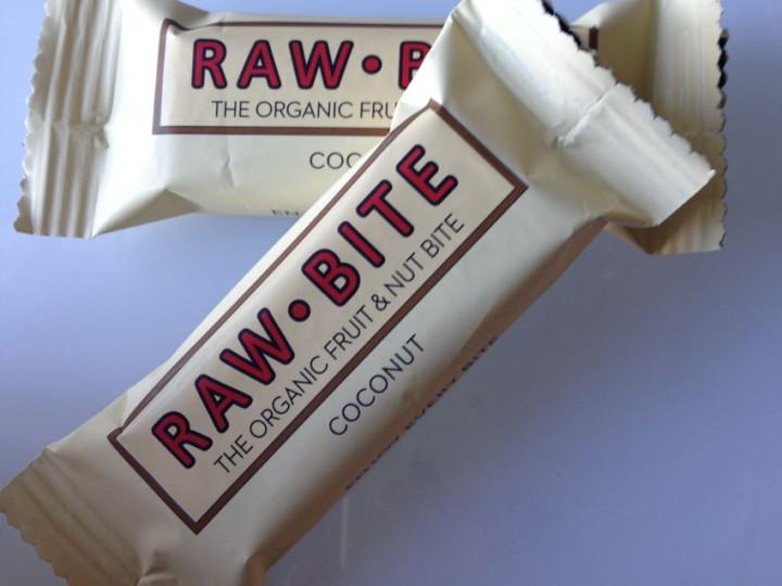 Raw Bite : la barre qui vous veut du bien !