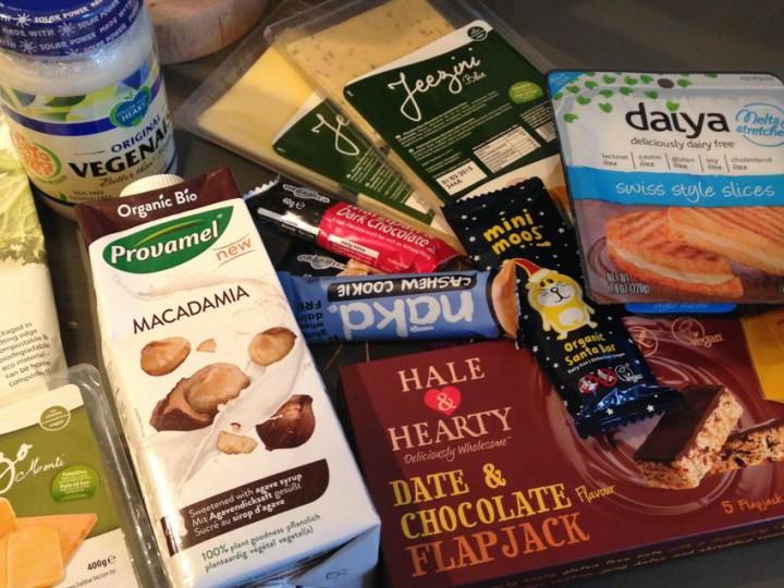 The Vegan Shop : des produits vegan et so British !