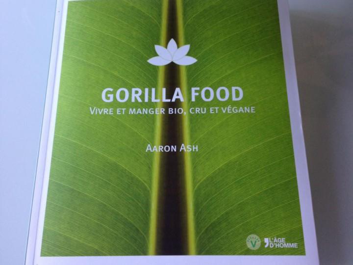 Livre : Gorilla Food d'Aaron Ash