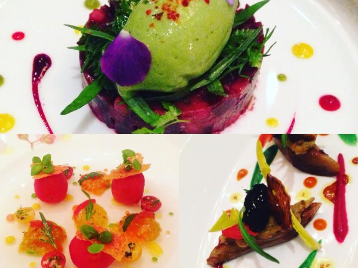 On a mangé végétalien à La Grande Maison de Joël Robuchon et Bernard Magrez