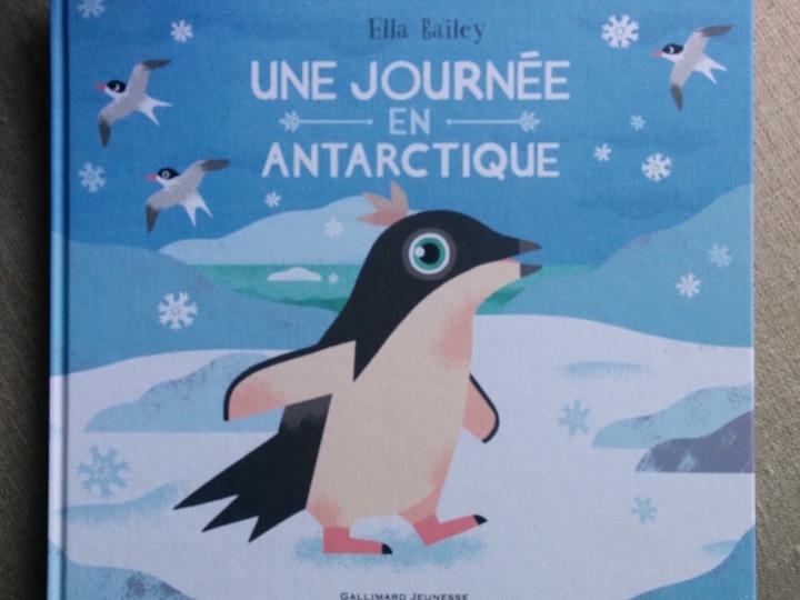 Une journée en Antarctique et dans la Savane par Ella Bailey
