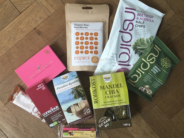 On a testé : le pack alimentation vivante Boutique Vegan