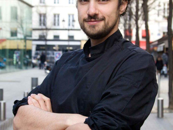 Interview d'Olivier Picard, le chef végan et ses transmissions culinaires