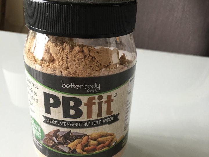 PB fit : la poudre de beurre de cacahuète bluffante