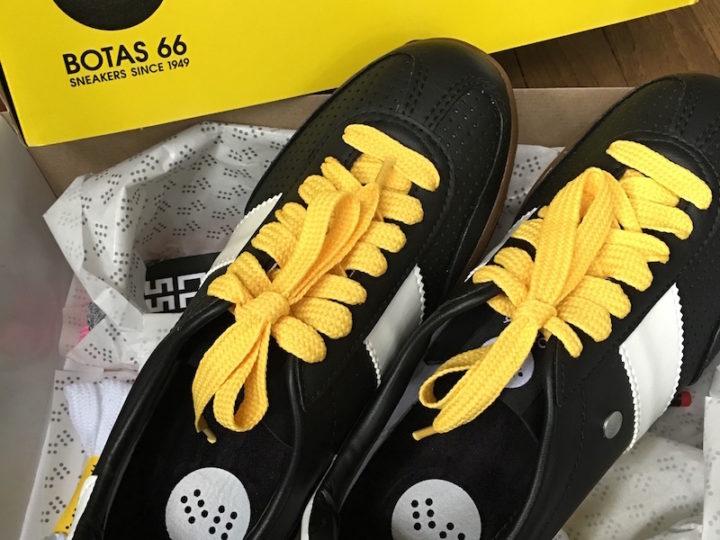 Botas 66 fait des chaussures véganes