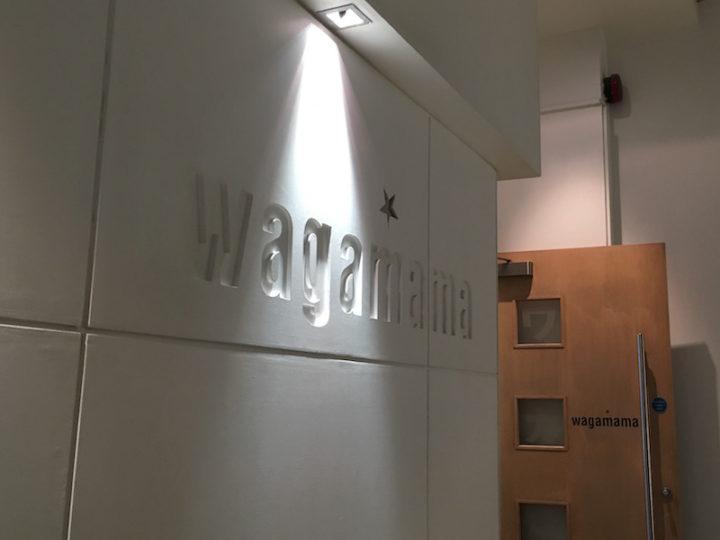 Wagamama : l'un des incontournables de Londres !