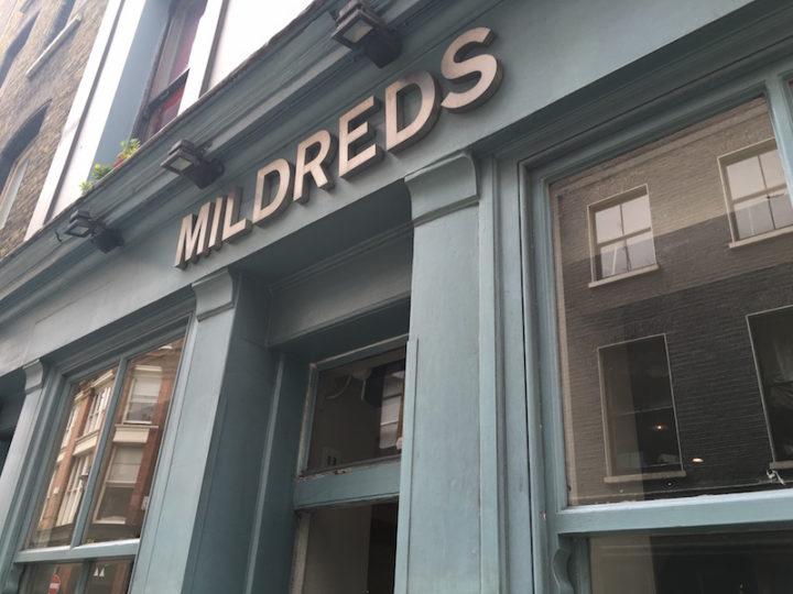 Mildreds : le très prisé restaurant londonien !