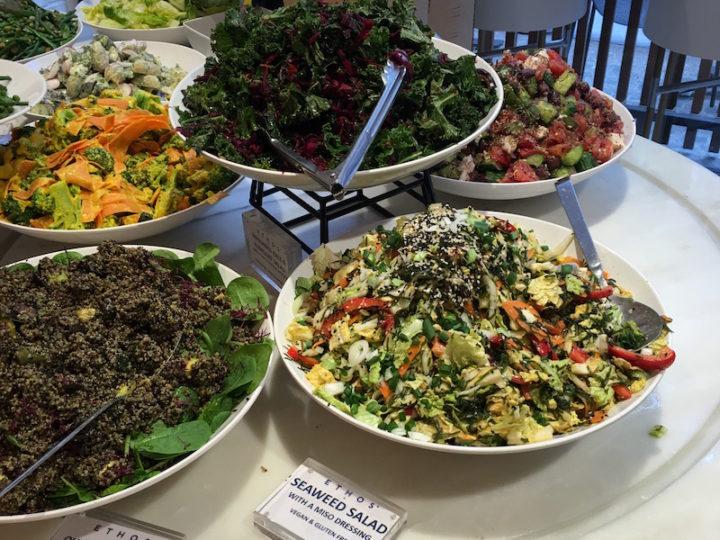 Ethos : le buffet qu'on adore à Londres