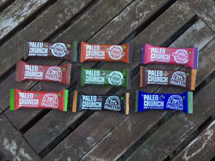 Paleo Crunch : la très bonne marque de barres !