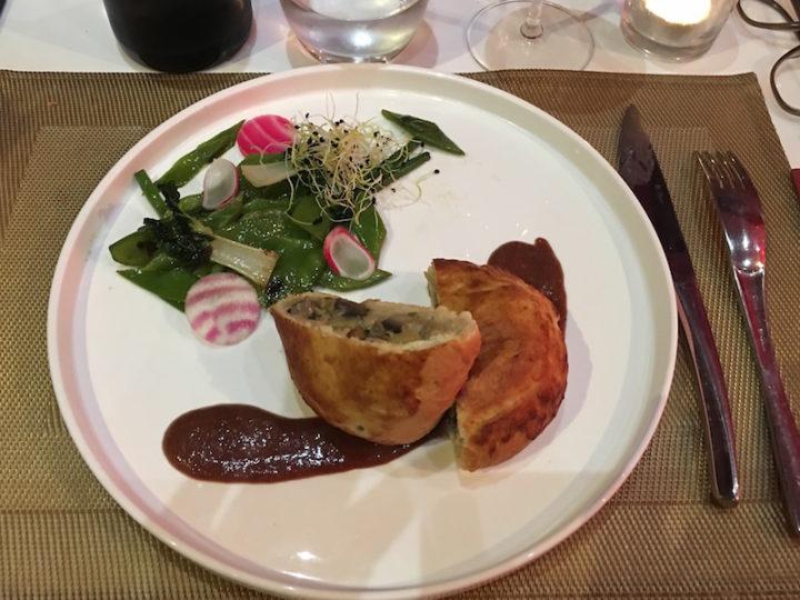 On a mangé vegan chez NAMA à Bordeaux