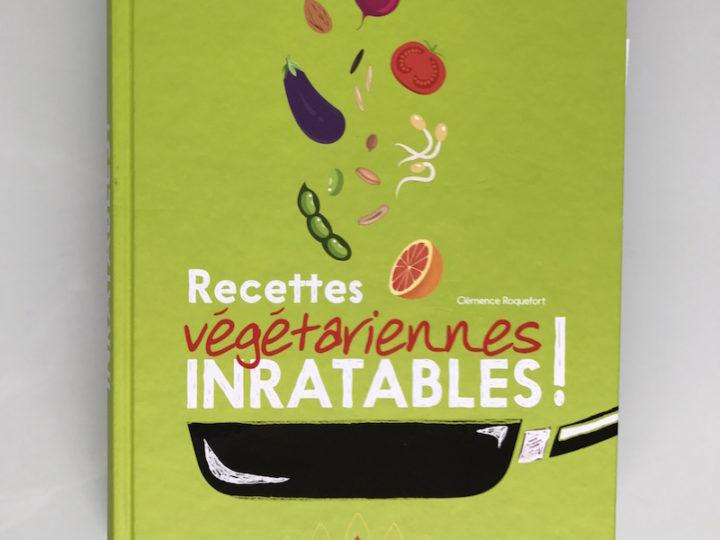 Recettes végétariennes inratables – Larousse
