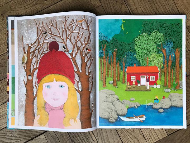 Des livres pour enfants qui nous font voyager