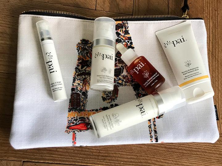 Nos 4 produits Pai Skincare préférés !