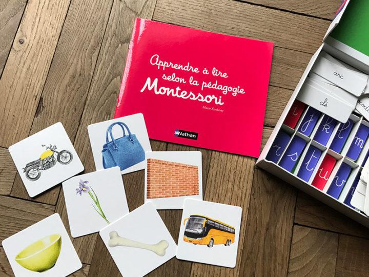 Vous avez dit méthode Montessori ?