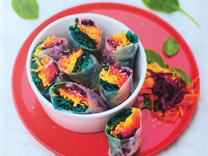 Rainbow Food de Linda Louis