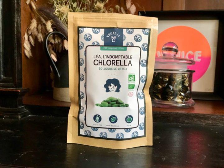 Vegalia : l'excellente Lea Chlorella