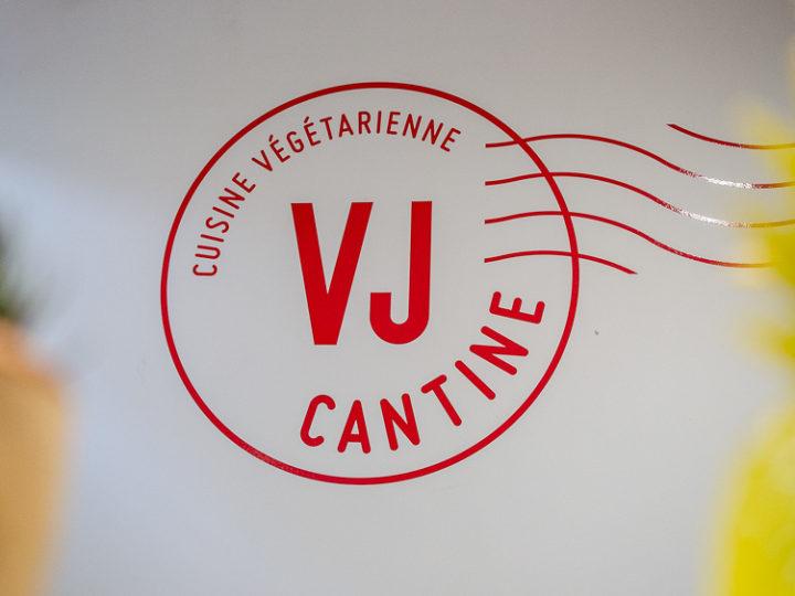 On a mangé vegan chez VJ Cantine