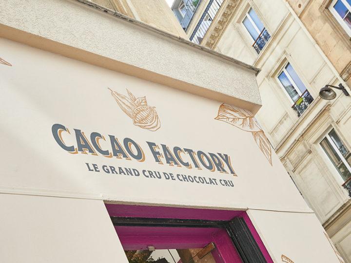 Frédéric Marr nous parle de la Rrraw Cacao Factory