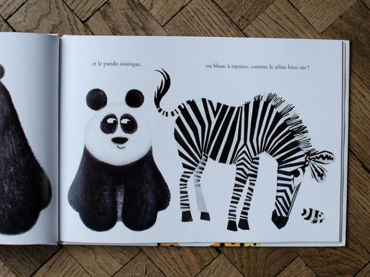Des livres pour enfant avec des animaux fascinants