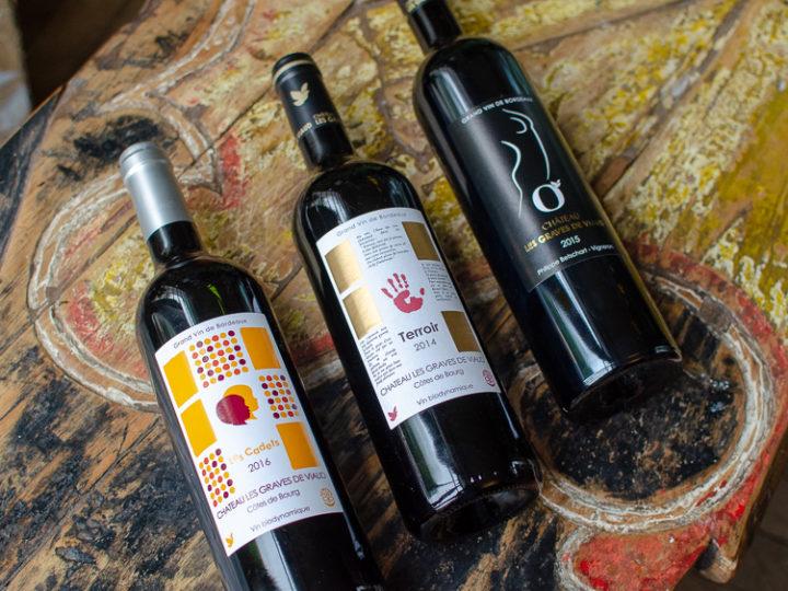 Les vins vegan du Château Les Graves de Viaud