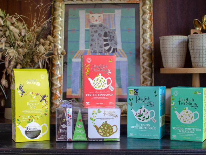 On a testé les belles saveurs English Tea Shop