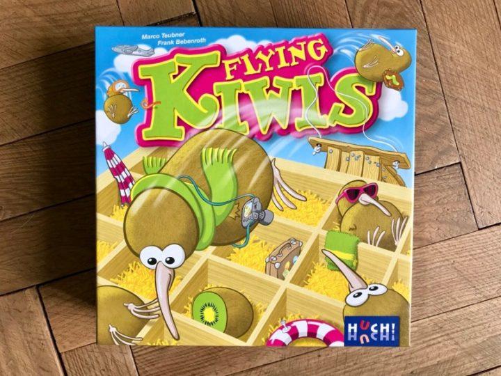 Flying Kiwis : une référence chez nous !
