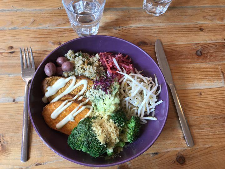 Wild Food Cafe de Londres : la très belle adresse de Neal's Yard