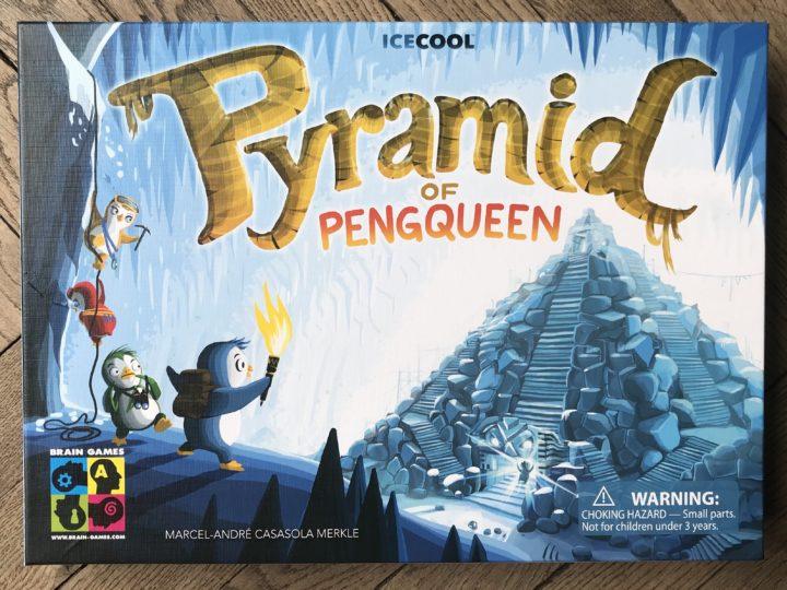 Pyramid of Pengqueen : si je t'attrape… je te mange !