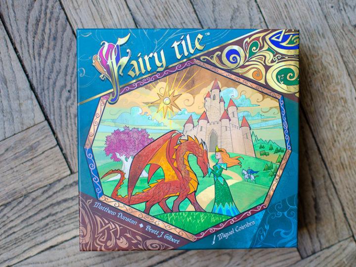 Fairy Tile : devenez le maître du jeu