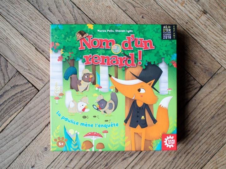 Nom d'un renard : l'un de nos jeux favoris de tous les temps