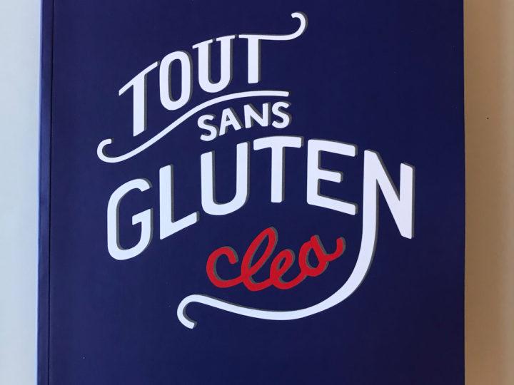 Tout sans gluten de Clea : la nouvelle édition est sortie !
