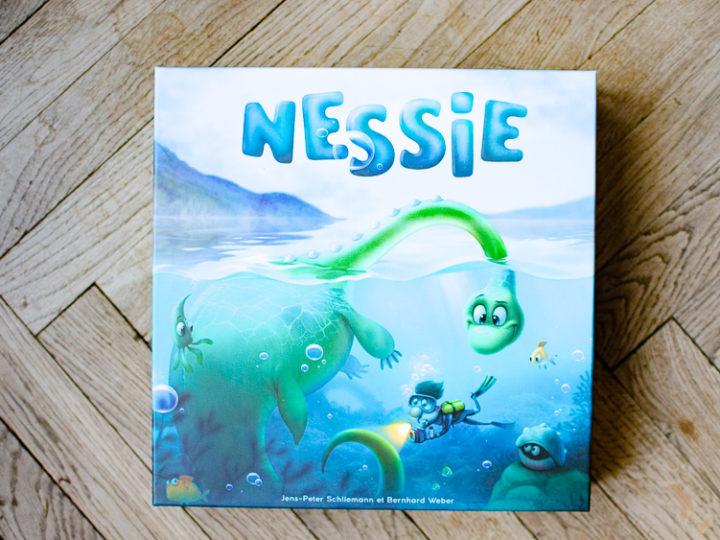 Nessie : à la recherche du monstre mythique