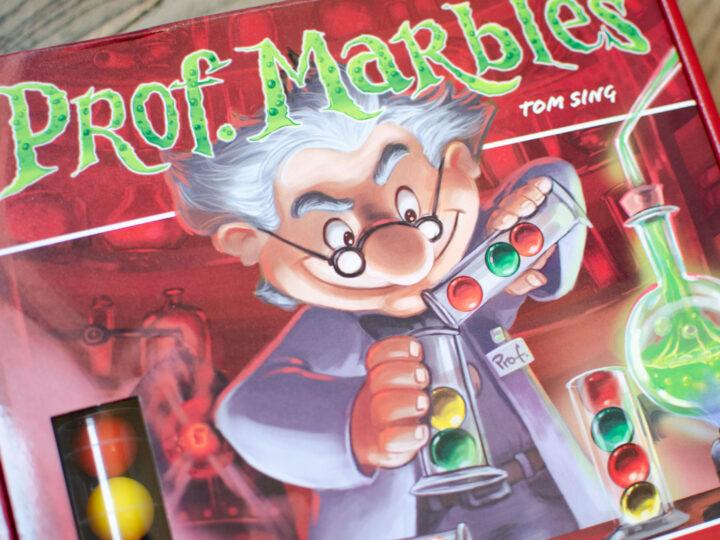 Prof. Marbles : faites travailler votre logique
