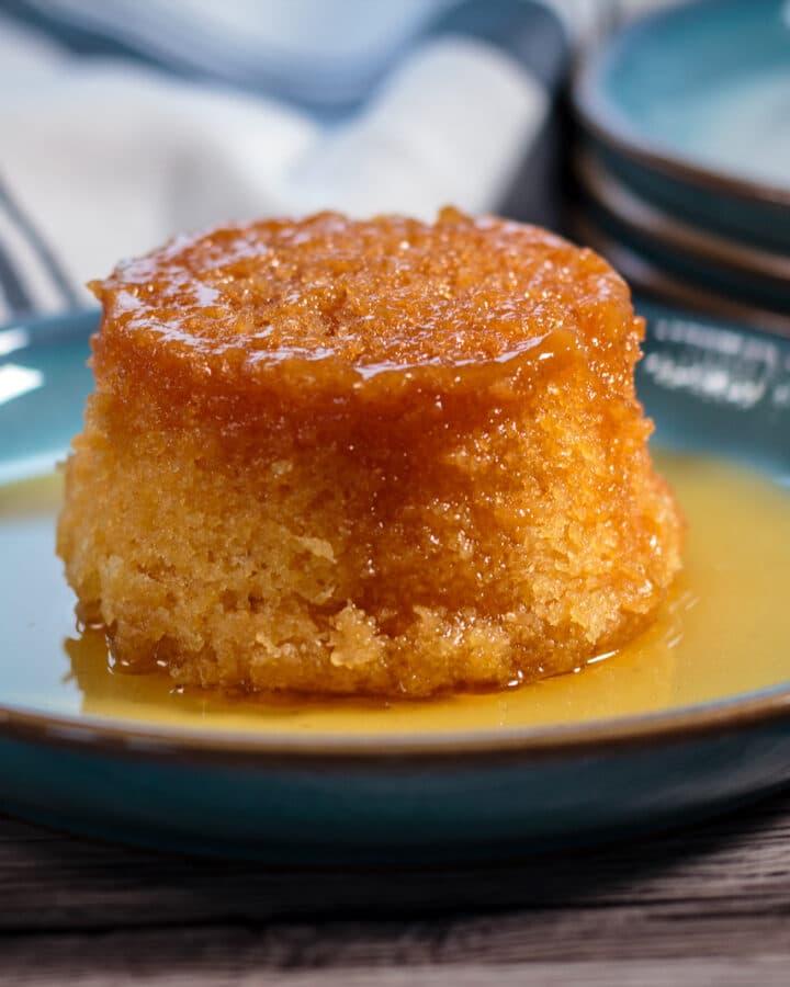 Slow Cooker Syrup Sponge